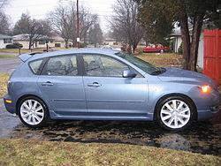 Mazda 3 2014 >> Mazda 3 - Wikipedia, la enciclopedia libre