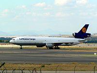D-ALCE - MD11 - Lufthansa Cargo
