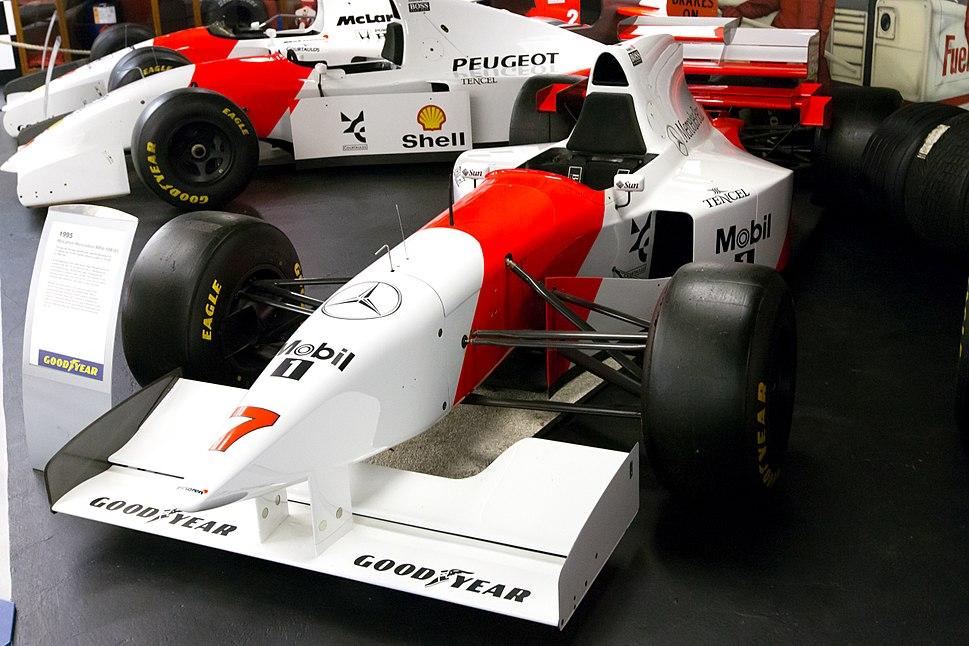 McLaren MP4-10B front-left Donington Grand Prix Collection