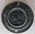 Medaglione cerchiato di lucio vero, 166 dc, con lucio vero che col prefetto del pretorio persenta un giovinetto ai soldati.JPG