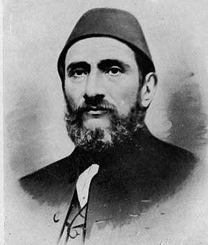 Mehmed Sadık Pasha - Image: Medmed Sadik Pasha