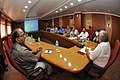 Meeting With NMST And NCSM Officers - NMST Delegates Visit NCSM - Kolkata 2017-06-19 2077.JPG