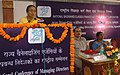 Meira Kumar addressing at the inauguration of the National Conference of Managing Directors of State Channelising Agency and Workshop on Micro Finance.jpg