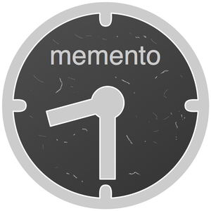 Memento Project - The Memento logo