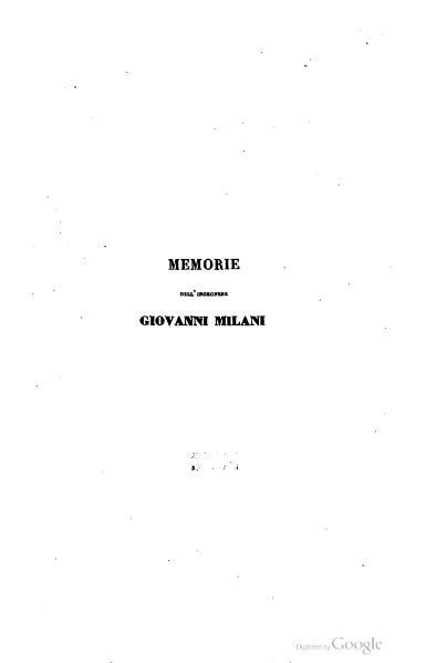 File:Memorie dell'ingegnere Giovanni Milani.djvu
