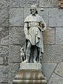 Menet église statue.JPG