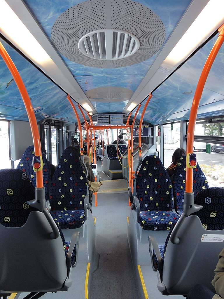 File:Mercedes-Benz O530 CITARO-G Gifu Bus 0001 inside.jpg ...