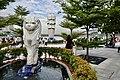 Merlion Statue at Merlion Park, Singapore (Ank Kumar ) 02.jpg