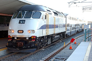 Metrolink (Southern California) - Wikipedia, the free encyclopedia