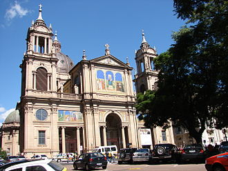 Roman Catholic Archdiocese of Porto Alegre - Cathedral of Our Lady, Mother of God, Porto Alegre