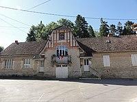 Meurival (Aisne) mairie.JPG