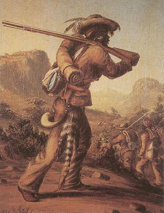 "Xhosa Wars - The Fengu (""Fingoes""), known across southern Africa as skilled gunmen, were invaluable allies of the Cape Colony in its frontier wars."