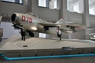 Wang Hai - MiG-15 - 079