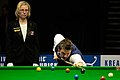 Michael Holt and Maike Kesseler at Snooker German Masters (DerHexer) 2015-02-04 04.jpg