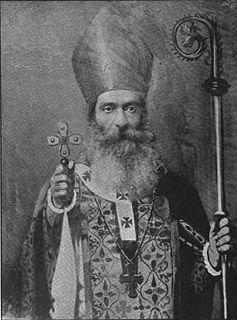 Ignatius Michael III Jarweh Patriarch of the Syrian Catholic Church
