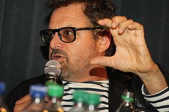 "Hof International Film Festival - South African film maker Michael Oblowitz at the ""Hof International Film Festival"" on 26 October 2013"