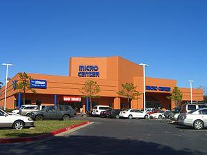 Micro Center - Image: Micro Center CIMG0781