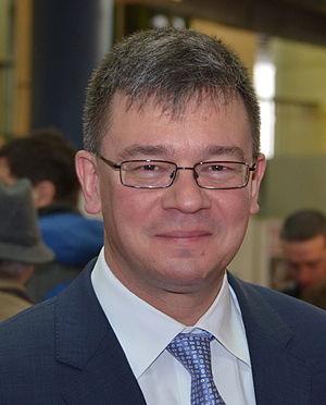 Mihai Răzvan Ungureanu - Mihai Răzvan Ungureanu in November 2013