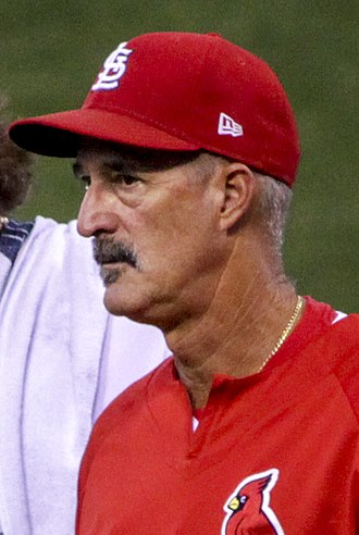 Mike Maddux - Maddux with the St. Louis Cardinals in 2018