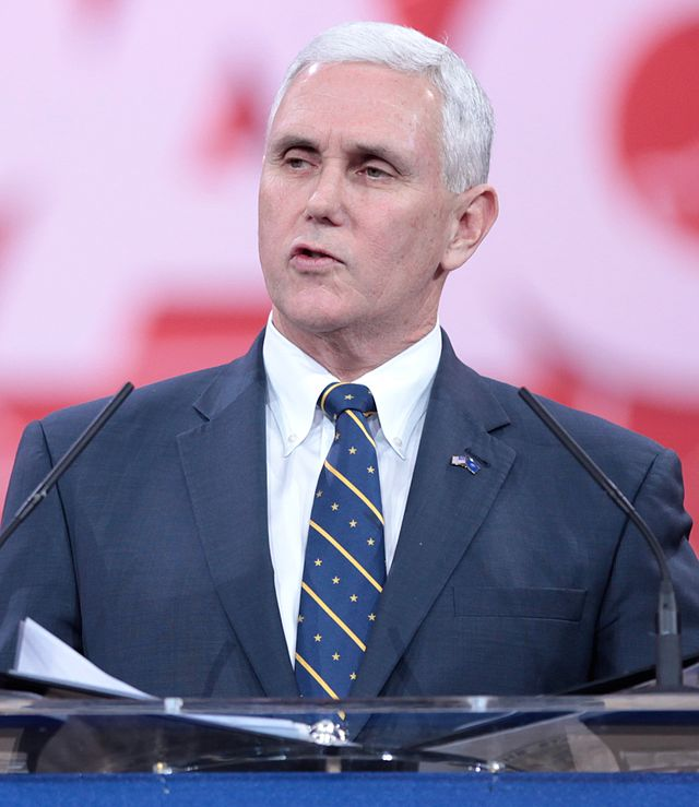 Mike Pence cropped