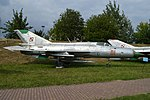 Mikoyan-Gurevich MiG-21PFMN '01' (19197776439).jpg