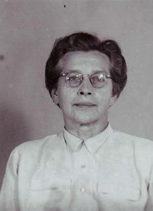 Milada Horáková - Image: Milada Horáková (identifikační fotografie)