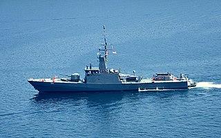 <i>Fearless</i>-class patrol vessel