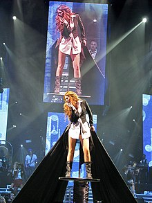 Wonder World Tour