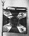 Military flag of 43 Pułk Strzelców Legionu Bajończyków (1929).jpg