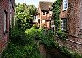 Millstream, Wimborne - geograph.org.uk - 1439382.jpg
