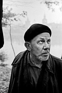 Josef Sudek Czech photographer