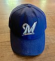 Milwaukee Brewers baseball cap.jpg