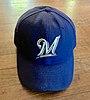 Milwaukee Brewers baseball cap.jpg