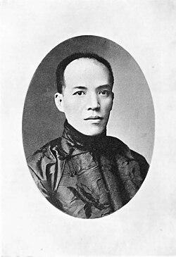 liang qichao biography of donald
