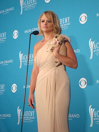 East Texas - Miranda Lambert in the press room at the 2010 Academy of Country Music Awards in April 2010