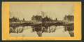 Mirror view, Cath. Rocks, 2,600 feet high, from point 3 miles off, Yosemite, cal, from Robert N. Dennis collection of stereoscopic views.png