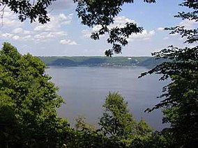 Mississippi River w Lake Pepin in background at Frontenac State Park.jpg