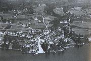Mittelholzer Erlenbach ZH vor 1920