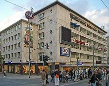 Parkhaus Konstabler Wache Frankfurt