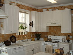 Draw Kitchen Cabinets Layout