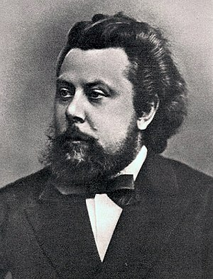 Musorgskiï, Modest Petrovich (1839-1881)
