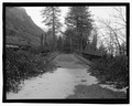 Moffett Creek Bridge, Spanning Moffett Creek at Old Columbia River Highway, Warrendale, Multnomah County, OR HAER ORE,26-WARDA,1-5.tif