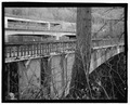 Moffett Creek Bridge, Spanning Moffett Creek at Old Columbia River Highway, Warrendale, Multnomah County, OR HAER ORE,26-WARDA,1-7.tif