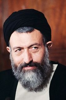 Mohammad Beheshti Iranian cleric, one of the leading figures of Iranian Revolution