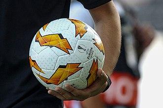 Molten Corporation - Molten UEFA Europa League match ball