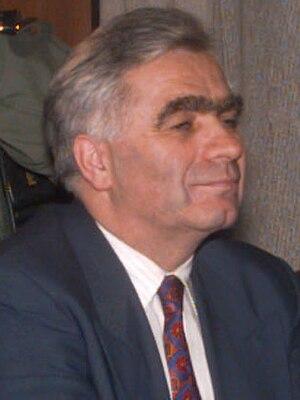 Momčilo Krajišnik - Image: Momcilo Krajisnik crop
