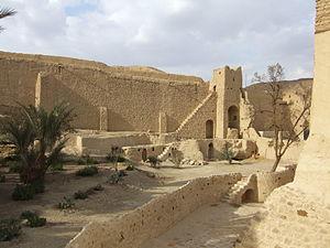 Coptic monasticism - Image: Monastero Paolo 4
