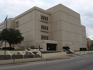 Montgomery County, Alabama - Image: Montgomery County Courthouse