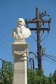 Monument, Theofilos Kairis (Kairés), Andros town, 090596.jpg