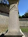 Monument aux morts de Thil (Ain), juillet 2019 (2).jpg